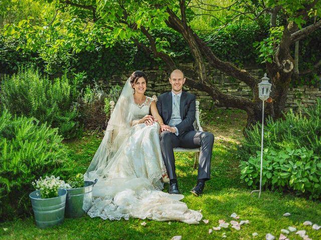 Il matrimonio di Marco e Barbara a Grumello del Monte, Bergamo 1