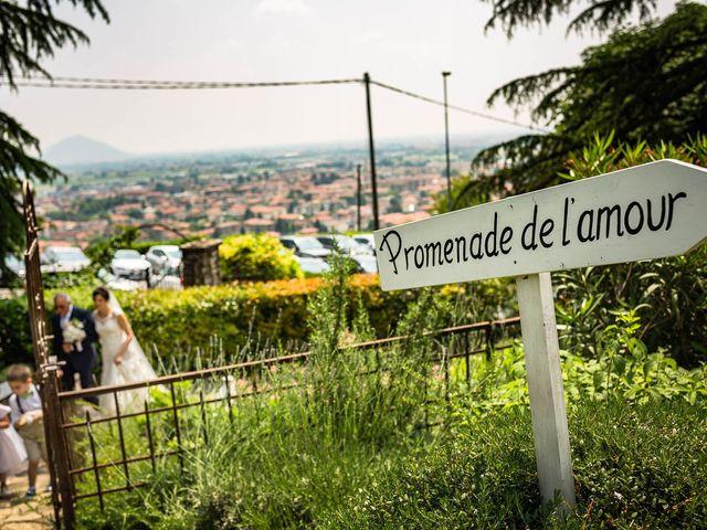 Il matrimonio di Marco e Barbara a Grumello del Monte, Bergamo 14
