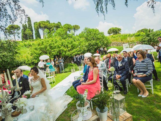 Il matrimonio di Marco e Barbara a Grumello del Monte, Bergamo 15