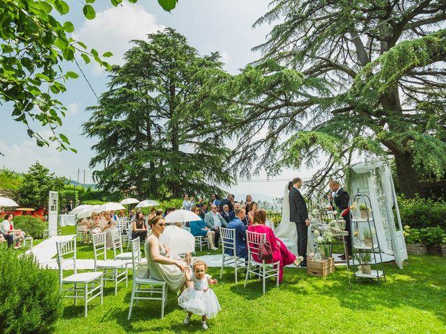 Il matrimonio di Marco e Barbara a Grumello del Monte, Bergamo 16
