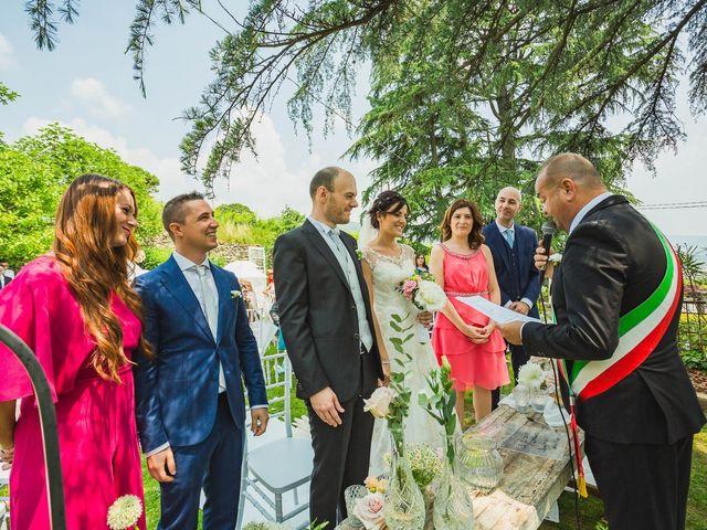 Il matrimonio di Marco e Barbara a Grumello del Monte, Bergamo 18