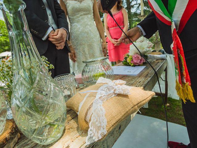 Il matrimonio di Marco e Barbara a Grumello del Monte, Bergamo 20