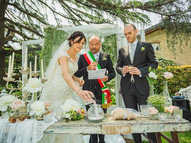Il matrimonio di Marco e Barbara a Grumello del Monte, Bergamo 22