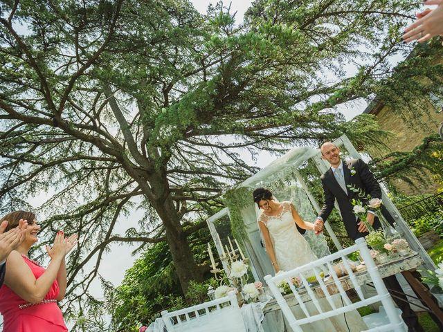 Il matrimonio di Marco e Barbara a Grumello del Monte, Bergamo 27