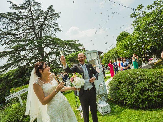 Il matrimonio di Marco e Barbara a Grumello del Monte, Bergamo 29