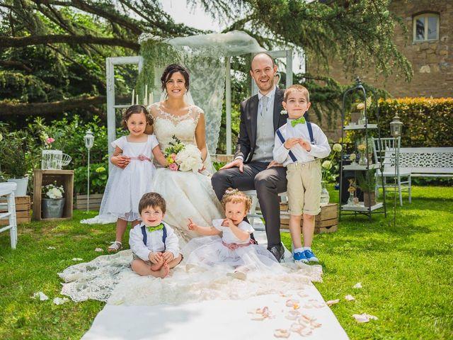 Il matrimonio di Marco e Barbara a Grumello del Monte, Bergamo 33