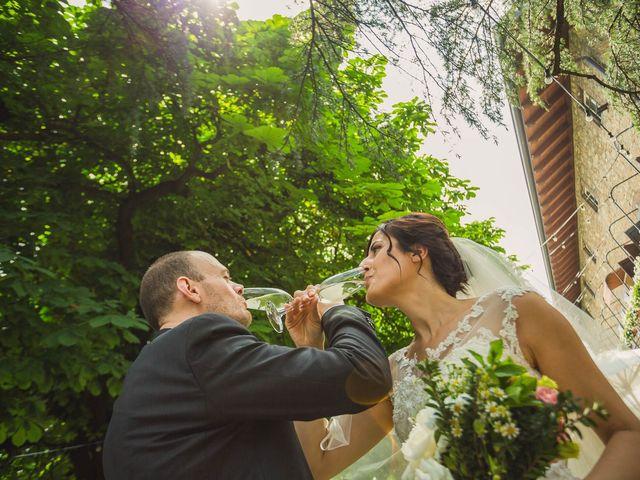Il matrimonio di Marco e Barbara a Grumello del Monte, Bergamo 35