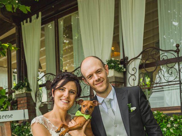 Il matrimonio di Marco e Barbara a Grumello del Monte, Bergamo 40
