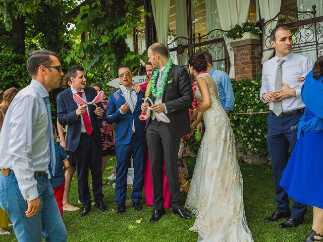 Il matrimonio di Marco e Barbara a Grumello del Monte, Bergamo 42