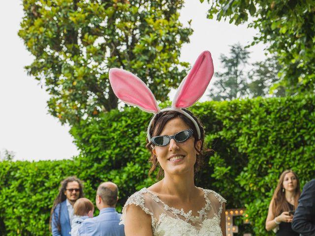 Il matrimonio di Marco e Barbara a Grumello del Monte, Bergamo 44