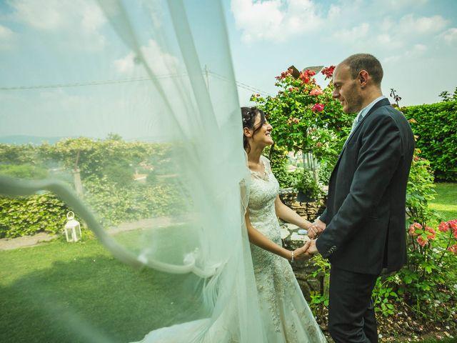 Il matrimonio di Marco e Barbara a Grumello del Monte, Bergamo 63