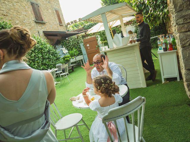 Il matrimonio di Marco e Barbara a Grumello del Monte, Bergamo 71