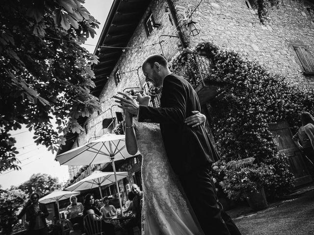 Il matrimonio di Marco e Barbara a Grumello del Monte, Bergamo 73