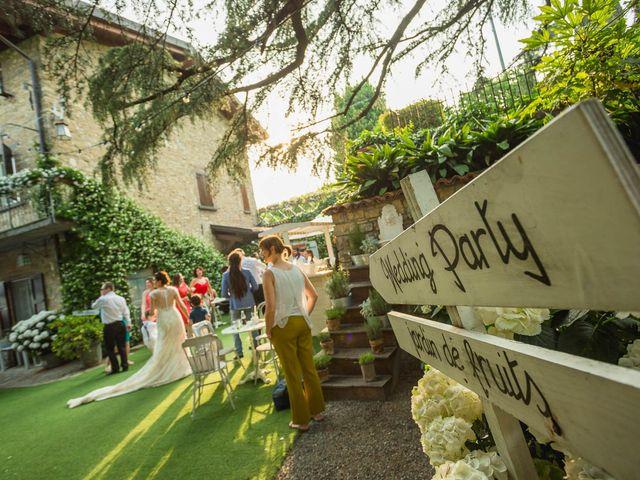 Il matrimonio di Marco e Barbara a Grumello del Monte, Bergamo 80