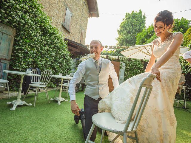 Il matrimonio di Marco e Barbara a Grumello del Monte, Bergamo 83