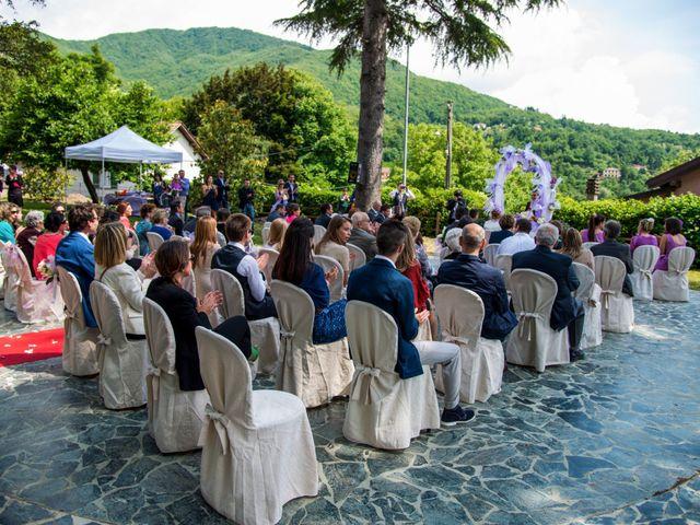 Il matrimonio di Stefano e Ilaria a Savignone, Genova 5