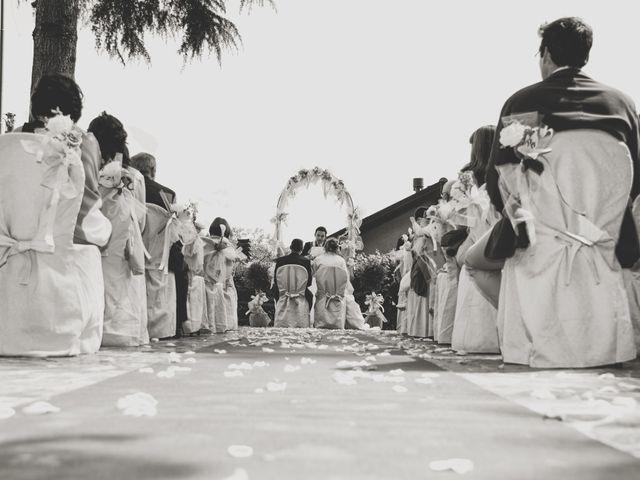 Il matrimonio di Stefano e Ilaria a Savignone, Genova 9