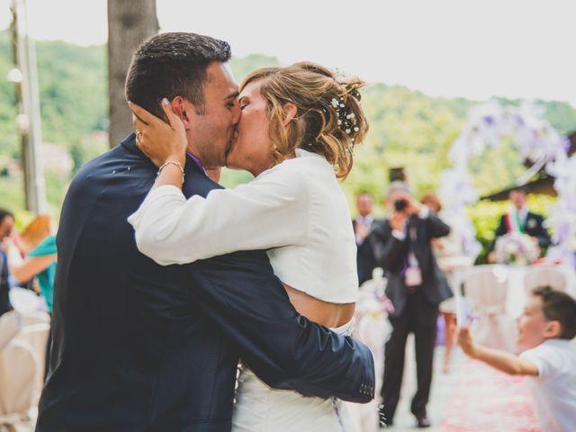 Il matrimonio di Stefano e Ilaria a Savignone, Genova 11