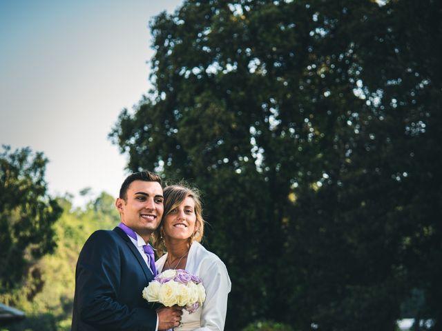 Il matrimonio di Stefano e Ilaria a Savignone, Genova 16