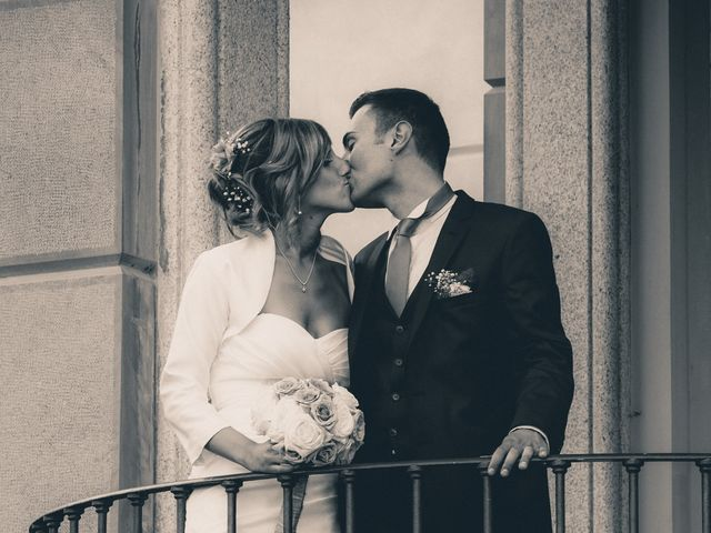 Il matrimonio di Stefano e Ilaria a Savignone, Genova 19
