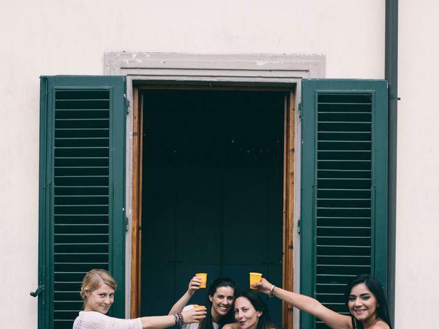 Il matrimonio di Daniele e Marta a Montelupo Fiorentino, Firenze 4