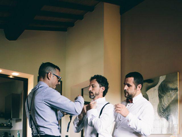 Il matrimonio di Daniele e Marta a Montelupo Fiorentino, Firenze 15