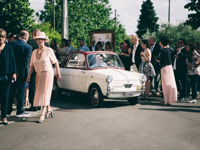 Il matrimonio di Daniele e Marta a Montelupo Fiorentino, Firenze 31