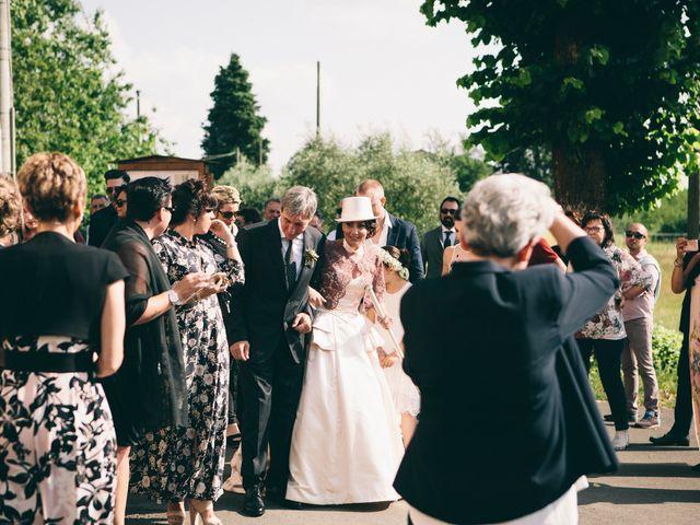 Il matrimonio di Daniele e Marta a Montelupo Fiorentino, Firenze 32