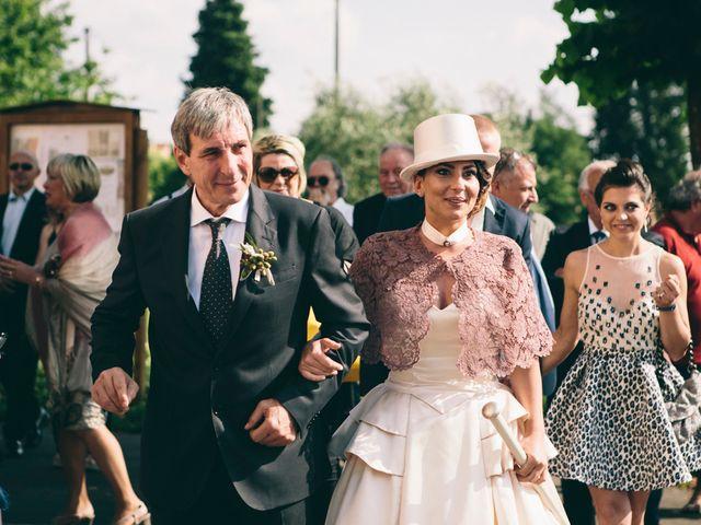 Il matrimonio di Daniele e Marta a Montelupo Fiorentino, Firenze 33