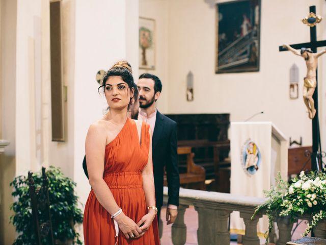 Il matrimonio di Daniele e Marta a Montelupo Fiorentino, Firenze 34