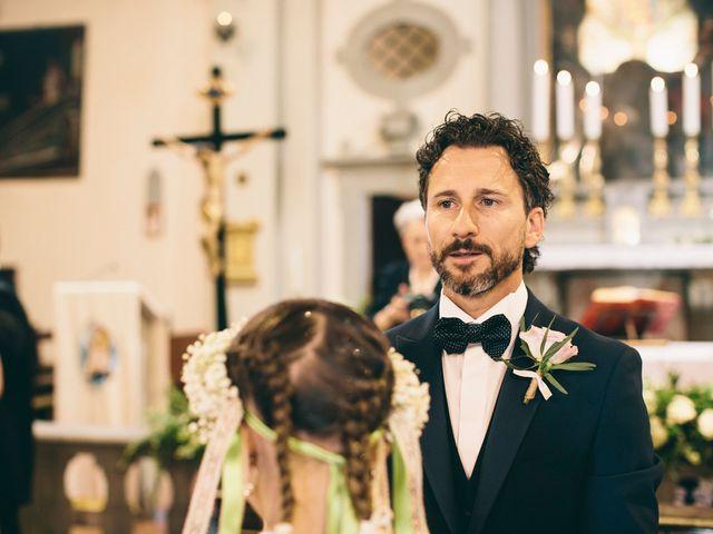 Il matrimonio di Daniele e Marta a Montelupo Fiorentino, Firenze 35
