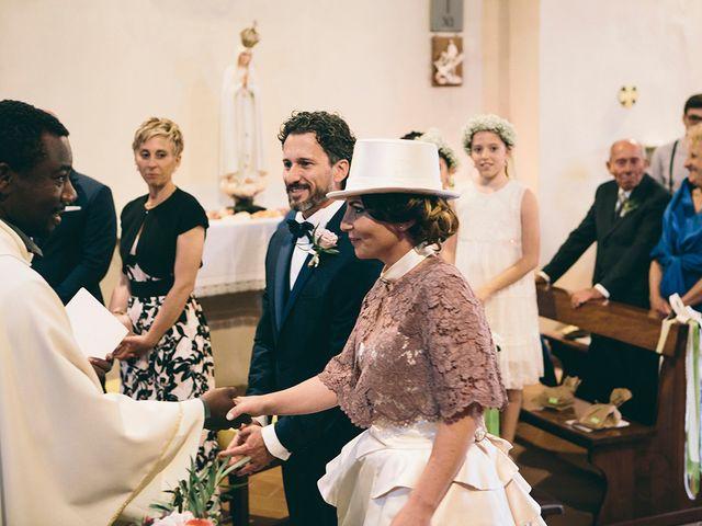 Il matrimonio di Daniele e Marta a Montelupo Fiorentino, Firenze 39