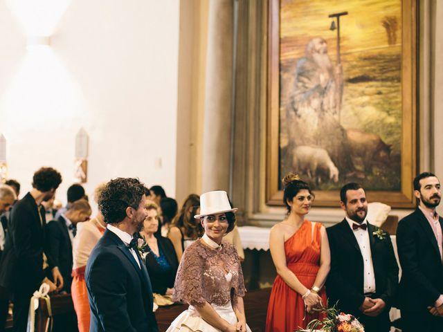 Il matrimonio di Daniele e Marta a Montelupo Fiorentino, Firenze 40