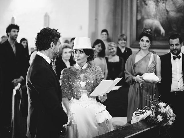 Il matrimonio di Daniele e Marta a Montelupo Fiorentino, Firenze 42