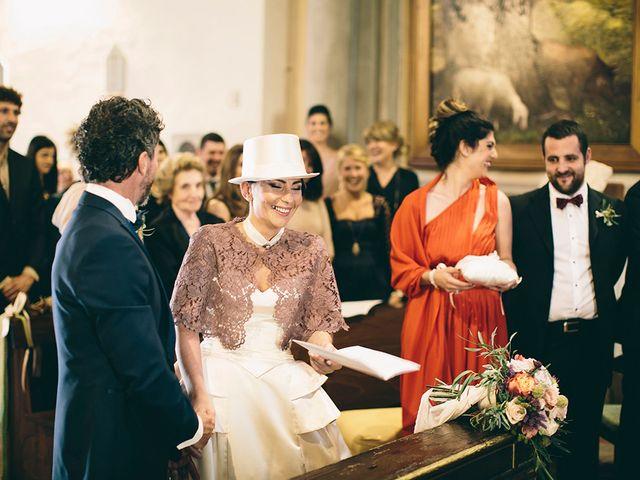 Il matrimonio di Daniele e Marta a Montelupo Fiorentino, Firenze 43