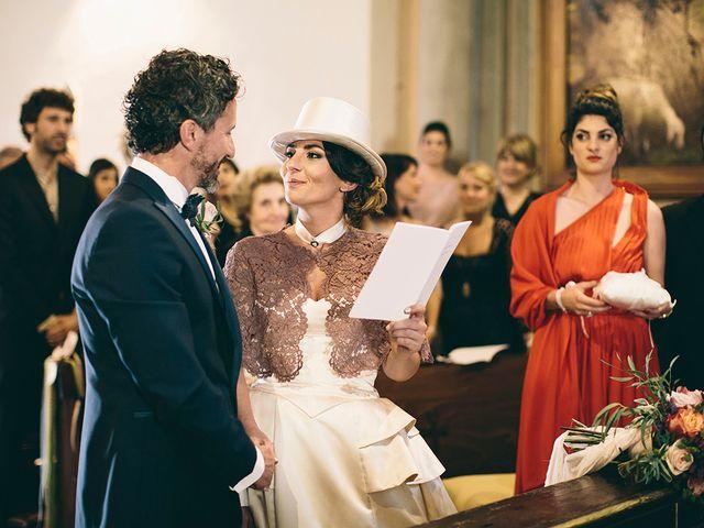 Il matrimonio di Daniele e Marta a Montelupo Fiorentino, Firenze 44
