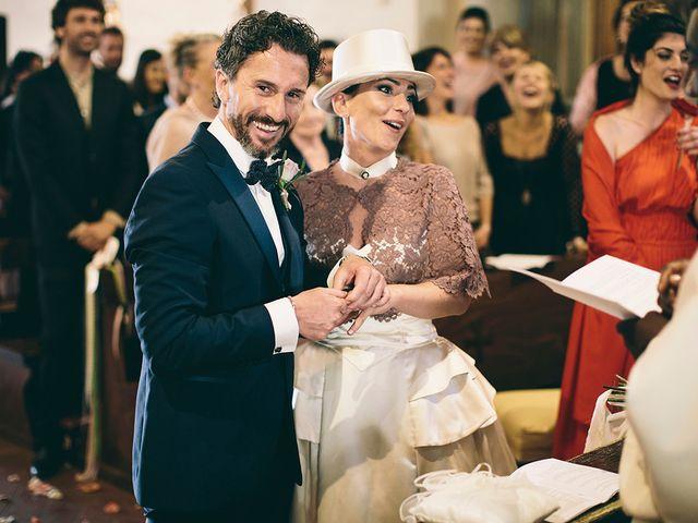 Il matrimonio di Daniele e Marta a Montelupo Fiorentino, Firenze 48