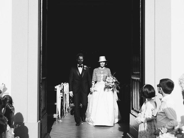Il matrimonio di Daniele e Marta a Montelupo Fiorentino, Firenze 51