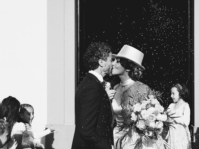 Il matrimonio di Daniele e Marta a Montelupo Fiorentino, Firenze 54