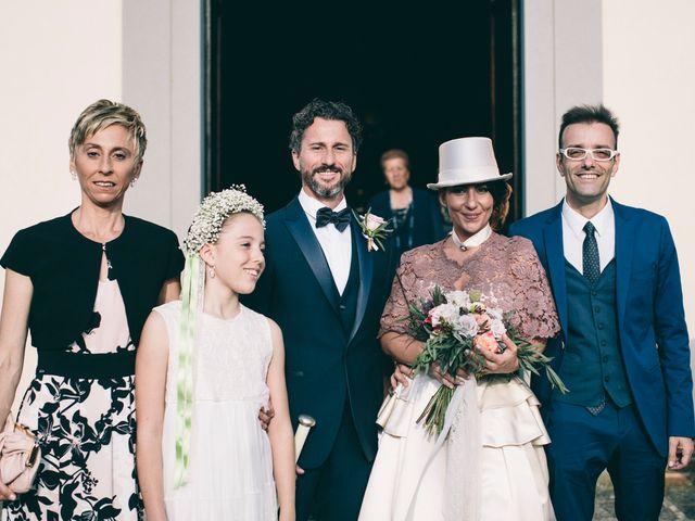 Il matrimonio di Daniele e Marta a Montelupo Fiorentino, Firenze 57