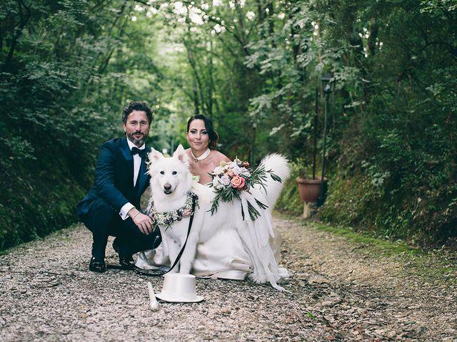 Il matrimonio di Daniele e Marta a Montelupo Fiorentino, Firenze 61