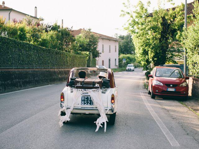 Il matrimonio di Daniele e Marta a Montelupo Fiorentino, Firenze 62