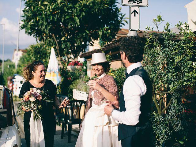 Il matrimonio di Daniele e Marta a Montelupo Fiorentino, Firenze 63