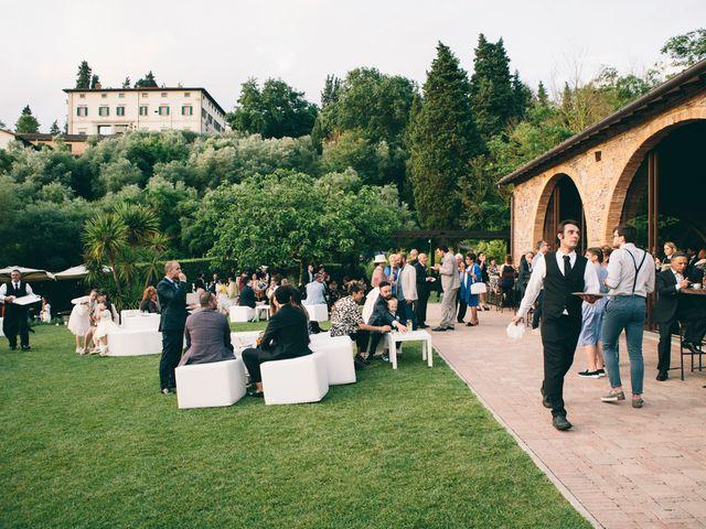 Il matrimonio di Daniele e Marta a Montelupo Fiorentino, Firenze 74