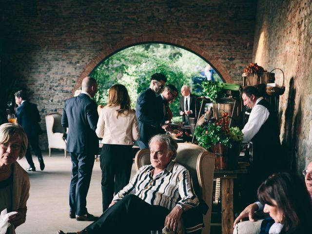 Il matrimonio di Daniele e Marta a Montelupo Fiorentino, Firenze 77
