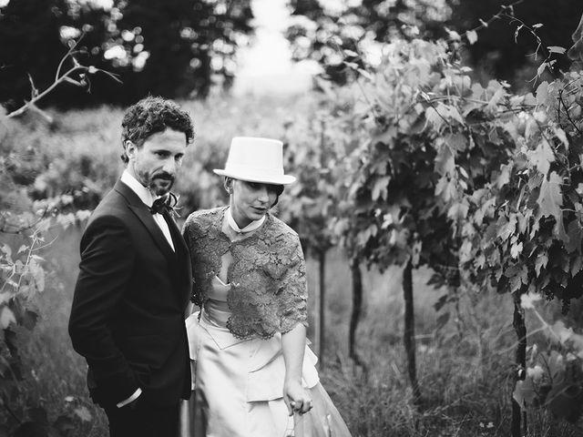 Il matrimonio di Daniele e Marta a Montelupo Fiorentino, Firenze 81