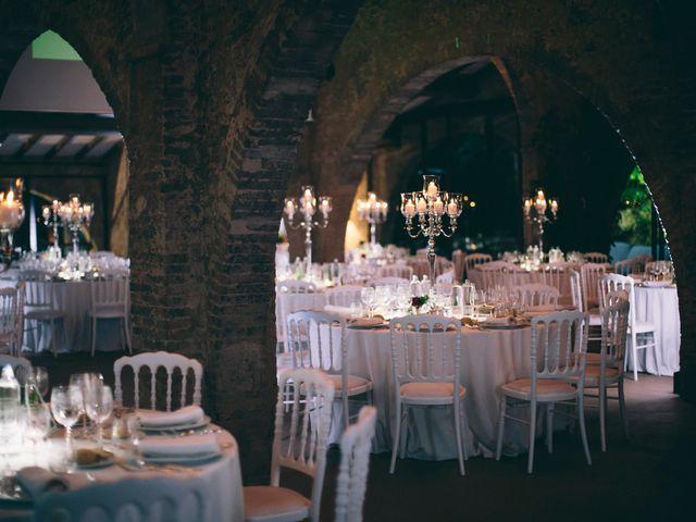 Il matrimonio di Daniele e Marta a Montelupo Fiorentino, Firenze 90