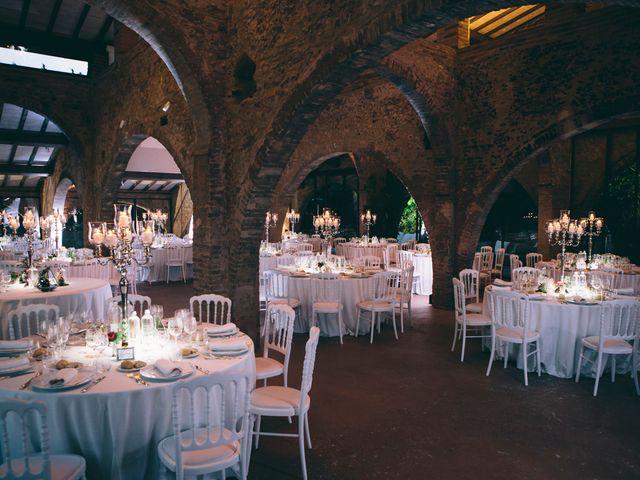 Il matrimonio di Daniele e Marta a Montelupo Fiorentino, Firenze 92