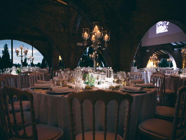 Il matrimonio di Daniele e Marta a Montelupo Fiorentino, Firenze 95