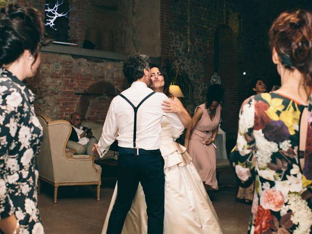 Il matrimonio di Daniele e Marta a Montelupo Fiorentino, Firenze 102